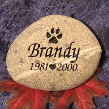 Engraved Garden Rocks Engraved Rocks Personalized Engraving Pet Memorials Garden Stones