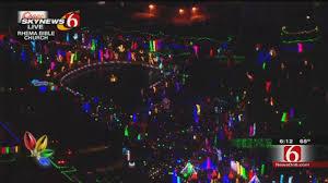 Rhema Christmas Lights Rhema Continues Tradition Turns On More Than 2 Million Christma
