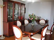 Dining Room Sets With China Cabinet Dining Room Hutch Ebay