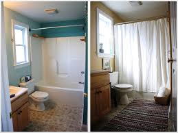 Bathroom Makeover On A Budget - bathroom makeovers before and after descargas mundiales com