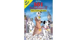 101 dalmatians ii patch u0027s london adventure movie review