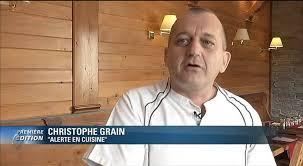 christophe cuisine alerte en cuisine sur bfmtv