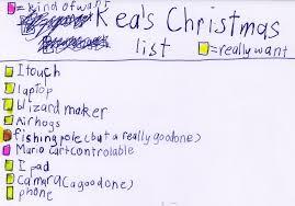 christmas list re do u2013 whatthehellz