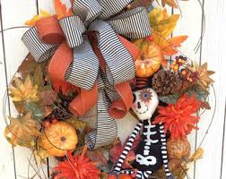 view halloween wreaths by keleas on etsy