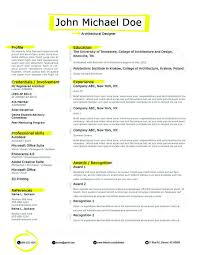 Graphic Design Resume Example by Interior Design Resume Template Graphic Designer Resume Sample
