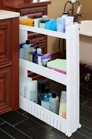 slim bathroom storage tower bathroom cabinets ideas