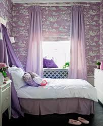 kids room purple bedroom for a with purple curtains also