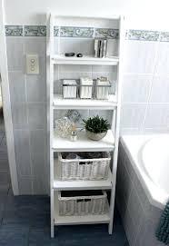 bathroom shelves ideas articles with narrow glass bathroom shelf tag wondrous narrow