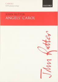 s carol satb vocal score oxford carols rutter