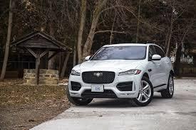 2017 jaguar f pace configurations review 2017 jaguar f pace r sport canadian auto review