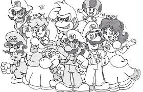 bowser pictures print color free coloring pages art