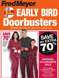 fred meyer thanksgiving day doorbusters
