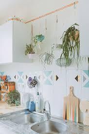 plante cuisine plante intérieur dans la cuisine inspiration déco en photos