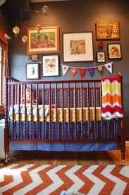 Circus Crib Bedding Extraordinary Guest Circus Themed Nursery Vintage The O Jays