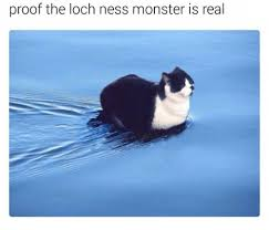Loch Ness Monster Meme - proof the loch ness monster is real loch ness monster meme on me me