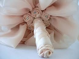 wedding bouquet fabric bridal bouquet wedding accessories