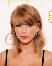 taylor swift lob haircut how glam beauty tips we learn from taylor swift hairstyles nail art