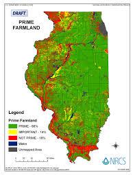 Illinois Flooding Map by Illinois Suite Of Maps Nrcs Illinois