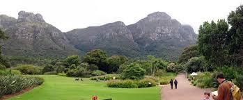 Kirstenbosch Botanical Gardens Kirstenbosch National Botanical Garden Cape Town South