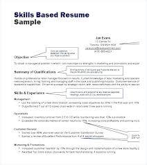 skills resume exles sle of skills in resume skills for a resume exles sle