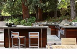 Indoor Kitchen These Outdoor Kitchens Put Function First So You Can Party Too