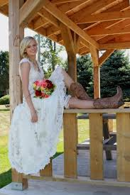 wedding dress cowboy boots dresses to wear with cowboy boots to a wedding wedding ideas