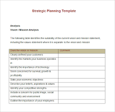 Goals And Objectives Template Excel Plan Templates In Excel Planning Template A Microsoft