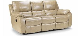 2 Seater Recliner Leather Sofa Cream Leather Sofas Leather Sofa World