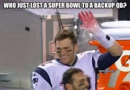 Patriots Lose Meme - nfl superbowl memes 2018 patriots vs eagle memes tom brady memes