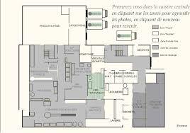 plan cuisine restaurant normes dossier pedagogique