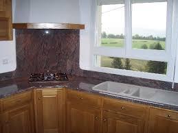 granit pour cuisine plan de travail cuisine granit maison design bahbe com