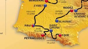 Tour De France Map by Tour De France 2017 Stage 12 Preview Youtube