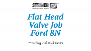 flat head valve job on a ford