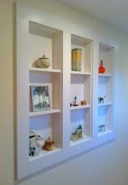 Wall Shelf Bathroom Best 25 Recessed Shelves Ideas On Pinterest In Wall Shelves
