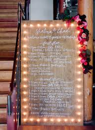 wedding program sign wedding program sign wedding tips and inspiration