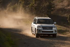 lexus lx 570 height control lexus gives the 2013 lx 570 luxury suv a new face