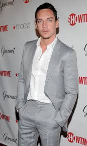 Celebrity Clothing For Men Jonathan Rhys Meyers Grey Suit White Shirt Clothes Pinterest