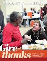 nashville thanksgiving dinner nashville rescue mission october 2016 newsletter by nashville