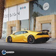 Lamborghini Huracan Dmc - lp610 lamborghini huracan wing by dmc tuningworld