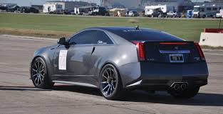 2012 cadillac cts v 0 60 2011 cadillac cts v coupe 1 4 mile drag racing timeslip specs 0 60