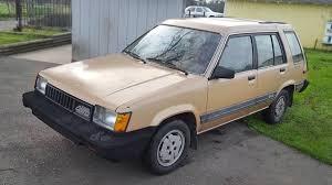 old subaru wagon desert fox 1981 subaru gl wagon