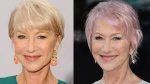 hairstyles for women over 60 what do you think of helen mirren u0027s