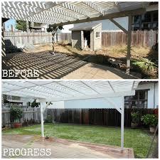 Backyard Makeover Ideas Diy Love This Crazy Life 500 Backyard Makeover And Diy Guide To