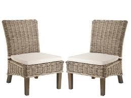 wicker dining room chair furniture wicker dining room chairs beautiful emejing rattan