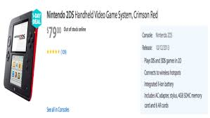 2ds black friday get a nintendo 2ds for only 80 dollars cheat code central