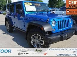 jeep rubicon cer jeep wrangler unlimited sport kentucky 14 blue jeep wrangler