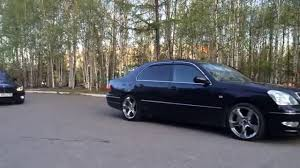 lexus ls400 vs audi a8 lexus ls430 vs bmw 545i e60 om 19 wheel u0027s youtube