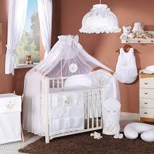 promo chambre bebe parure chambre bébé mixte blanche ours hamac l promo jurassien