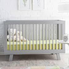 Babyletto Grayson Mini Crib White Babyletto Hudson Crib Grey And White Babyletto Hudson In