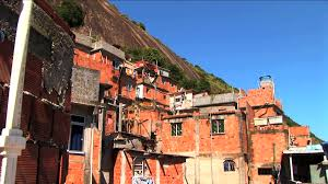 favela dwellers hillside homes poor urban housing city rio de